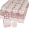 Thermo Scientific Nalgene PET Sterile Square Media Bottles with Closure -- 79050
