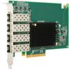 OneConnect Quad-port 10GBASE-SR Ethernet SFP+ Adapter -- OCe14104-NM