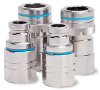 Non-Drip Stainless Steel Couplings -- Series 677 -- View Larger Image