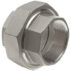 304 Stainless Steel Cast Pipe Fitting, Union, Class 150,… - Image