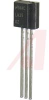 Temperature Sensor, Precision Centigrade, Range 0 to 100 C, Plastic TO-92 -- 70021132