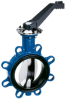 Centered Disc Butterfly Valve -- ISORIA 16