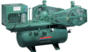 Lubricated Reciprocating Air Compressors -- Climate Control