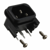 Power Entry Connectors - Inlets, Outlets, Modules -- 486-1009-ND - Image
