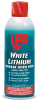 LPS White Lithium Grease With PTFE - 10 oz Aerosol Can - 03816 -- 078827-03816
