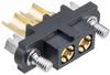 2 Pos. Female SIL 10AWG Cable Conn. Kit, Jackscrews -- M80-4000000F1-02-PF5-00-000 - Image