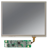 "5.7"" VGA Industrial Display kit with Touch Solution and LVDS Interface -- IDK-1105 -- View Larger Image"