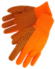 Cotton Gloves, Canvas -- 4505A/O - Image