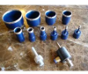 10 pc Diamond Holesaw Kit -- 21-SMKIT-500 - Image