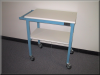 Mobile ESD Table Cart w/ Lower Shelf -- View Larger Image