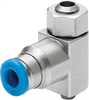 GRLA-M3-QS-3 One-way flow control valve -- 175041 -Image
