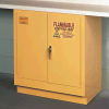 22 Gallon Capacity Under Counter Mount Safety Cabinet -- 4449 - Image