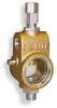 "Universal Sight Feed Valve, 3/8"" Female NPT Inlet, 3/8"" Male NPT Outlet, Tamperproof -- B2501-6 -Image"