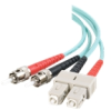 Cables to Go 10 Gb SC/ST Duplex 50/125 Multimode Fiber.. -- 36113