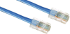 1' BL CAT5e 100MHz Ethernet Patch Cable UTP PVC -- CAT5EPC-B-001-BL - Image