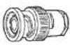 RF Connectors / Coaxial Connectors -- 000-9350 -Image