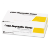 Disposable Latex Glove First Aid Refill, Lightly Powdered, N -- 51016