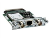 Cisco Third-Generation Wireless WAN Enhanced High-Speed WAN Interface Card wireless cellular modem -- EHWIC-3G-HSPA-U