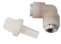 """Parker Push-to-Connect Swivel Elbow Adapters, 3/8"""" OD x 3/8"""" NPT(M), 10/Pk -- GO-34040-35 -- View Larger Image"""