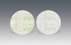 3M 268L Coated Aluminum Oxide Disc Extra Fine Grade 30 Grit - 6 in Diameter - 6 Vacuum Holes - 80816 -- 051144-80816 - Image
