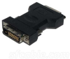 Linkskey DVI-I Female to DVI-D Male Adapter -- C-DID-01