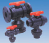 Multiport® Type 23 Ball Valve -- 25**010