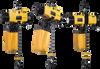 Single Chain Air Hoist, 1000KG, 3M Rp1/2 -- XA-EHL-1TS