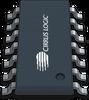5 V Stereo, 192 kHz D/A Converter with Line Driver -- CS4354