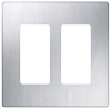 Standard Wall Plate -- CW-2-SS - Image
