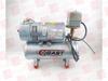 IDEX INC 0523-V184T-G588DX ( ROTARY VANE OIL LESS VACUUM PUMP ) -Image