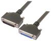 Heavy Duty D-sub Cable, DB25 Male / Female, 50.0 ft -- DSA00028-50F -Image