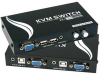 2-Way USB KVM Switch w/ Audio -- 604002
