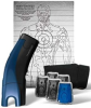 The TASER® C2 PLATINUM KIT⢠with laser sight, BLUE