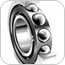 Angular Contact Single-Row Ball Bearings -- 7000