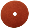 Weiler Saber Tooth Coated Ceramic Fiber Disc - Coarse Grade - 50 Grit - 7 in Diameter - 7/8 in Center Hole - 59566 -- 012382-59566
