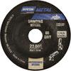 Norton Gemini Flexible A Type 27 Grinding Wheel -- 66252835632
