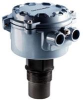 EMERSON 3102HA2FSCG6C5WT ( ULTRASONIC LEVEL TRANSMITTER WITH 2 INTEGRAL RELAYS, 1 TO 36 FT (0.3 TO 11 M) RANGE ) -Image