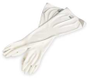 Seamless Dry Box Glove,15 mil,White,PR -- 4JD33