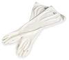 Seamless Dry Box Glove,15 mil,White,PR -- 4JD33