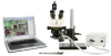 Stereo Microscope, Zoom Digital, Measure, Image -- 59P7351