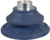 Bellows Suction Cups with 1.5 Folds for Dynamic Handling of Oily Metal Sheets -- SM-B