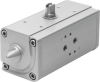 Quarter turn actuator -- DAPS-0030-090-R-F0305-T4 -Image