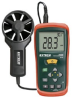 Heavy Duty CFM Mini-Metal Vane Anemometer -- EXAN100