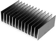 Extruded Heat Sink image