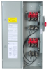 Double Throw Safety/Disconnect Switch -- TDT3325 - Image