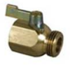 Valve Brass Valve -- GSBV-FMG
