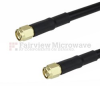 SMA Male to SMA Male Cable LMR-240 Coax in 48 Inch and RoHS -- FMCA1213LF-48 -Image