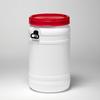 110 Liter Total Opening Plastic Drum -- 6994 - Image