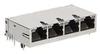 Modular Connectors / Ethernet Connectors -- 0826-1X4T-HS-F - Image