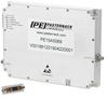 43 dB Gain, 20 Watt Psat, 6 GHz to 10 GHz, High Power GaN Amplifier, SMA, Class AB -- PE15A5069 -- View Larger Image